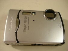 LikeNew Olympus 790 SW 790SW Digital Camera Waterprof Silver