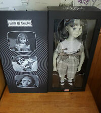 """The Twilight Zone Talky Tina 18"""" limited edition doll 0592/1500 by Biff Bang Pow"""