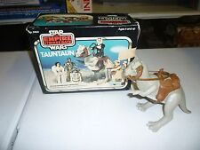 Vintage Star Wars ESB Tauntaun Solid Belly in Original Box!