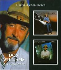 New Moves/Traces by Don Williams (CD, May-2011, Beat Goes On)