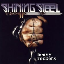 SHINING STEEL- Heavy Rockers FRENCH METAL sortilege ADX