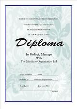 Complete Diploma Standard Massage Training Course On DVD & CD For Home Study