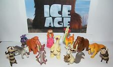 Ice Age Movies Party Favors Set of 13 Fun Figures with Scrat, Sid, Diego Etc