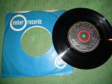 "THE VISITORS 7"" SINGLE - CLOSE ENCOUNTERS OF THE THIRD KIND/THE OTHER SIDE"