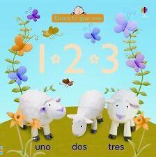 123 (Dime Lo Que Ves) (Spanish Edition)