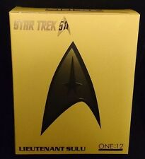 "ONE:12 Collective Star Trek LIEUTENANT SULU 6"" Mezco Figure New! George Takei"