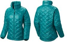 Columbia Sportswear Co. Women's Trask Mountain 650 TurboDown Jacket, Emerald, XL