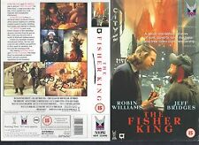 The Fisher King, Robin Williams Video Promo Sample Sleeve/Cover #13842