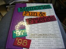 1998 Mace's Lane Middle School Yearbook Cambridge Maryland Dorchester County