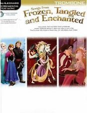 Disney's Frozen Tangled and Enchanted Sheet Music for Trombone - Let It Go !