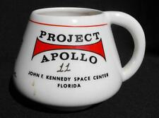 BUZZ ALDRIN * APOLLO 11 CAPSULE MUG 'Good Luck! Moon Dust Express!' NASA 1969