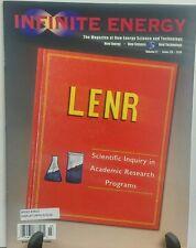 Infinite Energy Vol 21 Issue 126 LENR Scientific Inquiry FREE SHIPPING sb