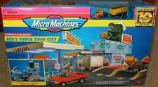 Micro Machines Rex's Truck Stop City Hiways & Byways Playset NEW SEALED