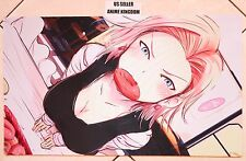 USA Seller Custom Yugioh CARDFIGHT MTG Playmat Dragon Ball Z Android 18  #652