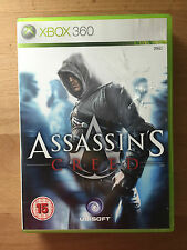 ASSASSINS CREED FOR THE XBOX 360