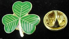 Irish Shamrock Lapel Pin Badge Symbol of Ireland Eire Gaelic Brooch