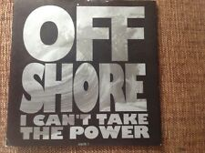 "Off shore - I can't take the power - ex con 7"" vinyl"