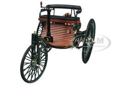 1886 BENZ PATENT MOTORWAGEN 1/18 DIECAST MODEL CAR BY NOREV 183701