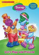 Barney: Let's Play And Pretend (Barney (Scholastic))