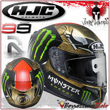 CASCO HJC INTEGRALE IN FIBRA COMPOSITA RPHA 10+ SPARTEON MC1SF TAGLIA S 55-56