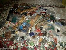 Jewelry/Beading Books, Beads and Jewelry Making Supplies, Lot