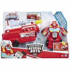 Playskool Heroes Transformers Rescue Bots - Hook and Ladder Heatwave