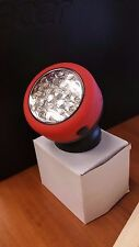 Lot of 5 Magnetic Rotating 24 LED Round Work Light Attach to CNC Mechanic Tools
