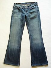 COH Citizens of Humanity sz 28 Ingrid #002 Jeans Stretch Colorado Wash Low Flare