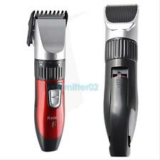 Rechargeable Men's Electric Shaver Razor Beard Hair Clipper Trimmer Grooming #S