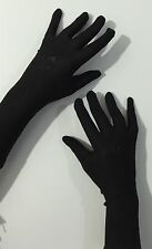 Black Gloves Ladies Hijab Islamic Gloves Niqab Nikab