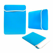 """Blue 10"""" Inch iPad 2 3 4 Air PC Tablet Pouch Sleeve Carry Case Cover Protect"""