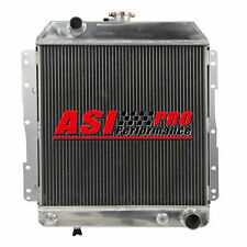 3CORE PRO Radiator For 1958 Chevy Bel Air 283 Auto Trans Vintage hot rod rat rod