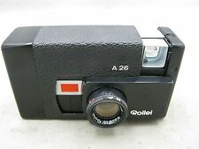 Rollei A26 126 Camera  For Parts or Repair