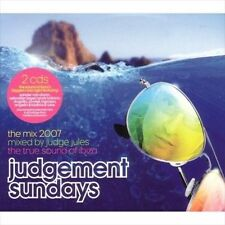 Judgement Sundays: The Mix 2007 - Mixed by Judge Jules by Judge Jules (CD,...
