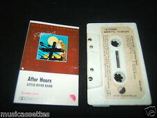 THE LITTLE RIVER BAND AFTER HOURS AUSTRALIAN CASSETTE TAPE