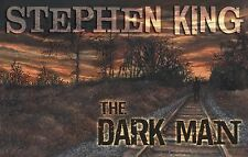 The Dark Man : An Illustrated Poem by Stephen King (2013, Hardcover)