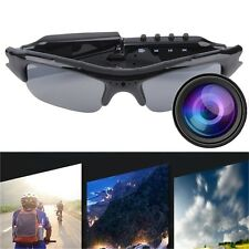 Sunglasses+Camera+MP3 Player+Earphone 4in1 HD DVR TF Audio Video Recorder F7