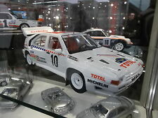 Citroen BX 4tc gr. B rally Suecia WM 1986 Andruet 1/2000 Otto nuevo New 1:18