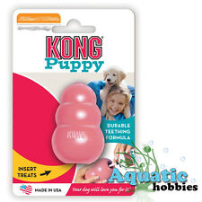 Kong Puppy Medium Treat Release Dispensing Chew Toy For Puppy Healthy Chew M