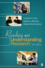 Reading and Understanding Research by Waneen Wyrick Spirduso, Stephen J....