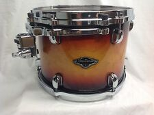 "Tama Starclassic Birch/Bubinga 12"" Mounted Tom/Tri-Burst Tobacco/Display Model"