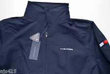 "NWT Men's Tommy Hilfiger YACHT Jacket, ""WATER STOP"" , Dark Blue, M, Medium"