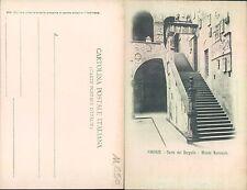 FIRENZE - SCALA DEL BARGELLO - MUSEO NAZIONALE         (rif.fg.11250)