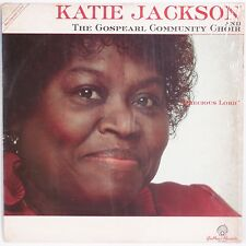 KATIE JACKSON: The Gospearl Community Choir BALTIMORE Black Gospel Soul LP