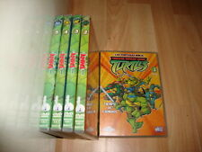 LAS TORTUGAS NINJA TEENAGE MUTANT TURTLES 26 EPISODIOS EN 5 DVD SERIE COMPLETA
