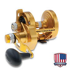Penn Torque TRQ 25NLD2 - Lever Drag 2 Speed Reel + Free Local Post + Warranty