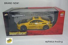 Jada Import Racer Tuner Toyota Celica 7th Gen. T230 Yellow 63184 1/18 NEW MINT!