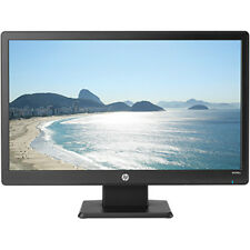 HP 20-inch Widescreen LED Backlit LCD Flat Screen Monitor