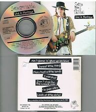 Stevie Ray Vaughan ‎– Live In Montreux CD 1993