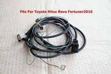 GENUINE TOYOTA HILUX FORTUNER 2016 HEADLIGHT LEVELING SWITCH WITH WIRE SOCKET
